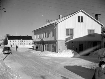 Haparanda Stads Bildarkiv. 1955