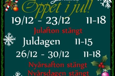 Jul hos Tornedal & Co!