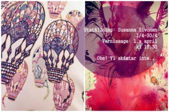 Utställning: Susanna Sivonen