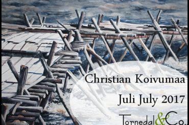 Välkommen tillbaka, Christian Koivumaa!