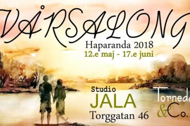 Vårsalong 2018 i Haparanda